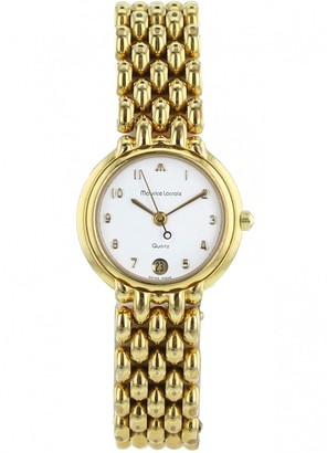 Maurice Lacroix Gold Gold plated Watches