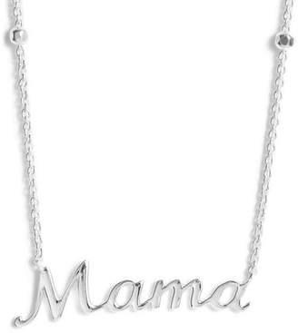 Argento Vivo Silver Pendant Necklace