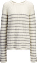 Sailor Stripe Cashmere Sweater