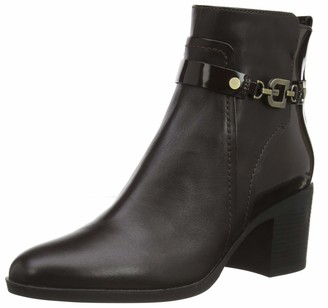 Geox Women's D Glynna B Ankle Boots