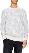 G Star Ferrous Camo R Long Sleeve Sweater