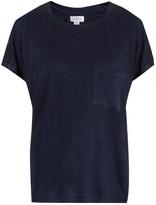 Velvet by Graham & Spencer Denice patch-pocket T-shirt