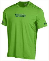 Under Armour Men's Seattle Seahawks Combine Authentic Raid Novelty T-Shirt