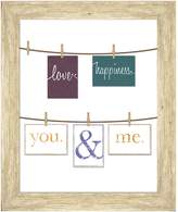 PTM Images You & Me Wall Photo Frame (5x7)