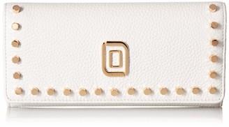 Luana Italy Women's DITA Wallet w/Studs