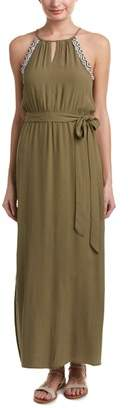 Fate Beaded Maxi Dress.