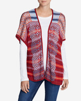Eddie Bauer Women's Phoenix Wrap Sweater