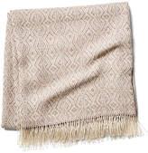 Sefte Colca Alpaca Throw - Sand/Cream