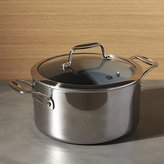 Crate & Barrel ZWILLING ® J.A. Henckels VistaClad Ceramic Non-Stick 6 qt. Dutch Oven with Lid