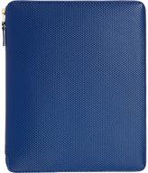 Comme des Garcons Men's Luxury Tablet Case-NAVY