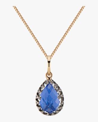 Larkspur & Hawk Lady Jane Small Pear Charm Necklace