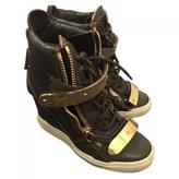 Giuseppe Zanotti Leather escarpins