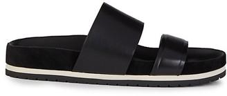 Vince Giana-B Leather Slides
