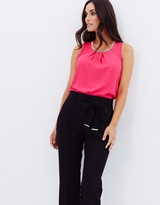 Dorothy Perkins Embellished Trim Top