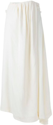 Olympiah Magnolia gatehred skirt