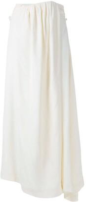 Olympiah Magnolia gathered skirt