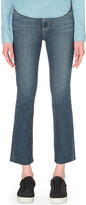 Paige Jacqueline flared high-rise jeans