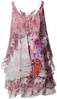 Giamba Volant Dress