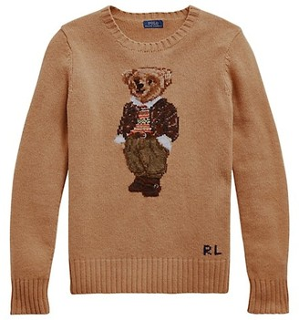 Polo Ralph Lauren Classic Bear Sweater