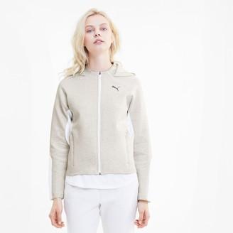 Puma Evostripe Women's Full Zip Hoodie