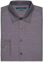 Perry Ellis Non-Iron Iridescent Motif Shirt