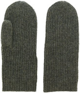Isabel Marant ribbed cashmere gloves - women - Cashmere - One Size