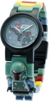 Lego Star Wars Boba Fett Mini Figure Link Watch