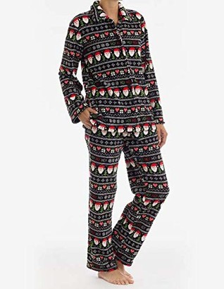 Joe Boxer Women's Ho Pajama Set Sleepwear