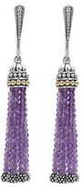Lagos Tassel Lever-Back Dangle/Drop Earrings