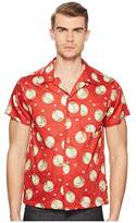 Naked & Famous Denim Men's Alohashirt-Japanese Springtime