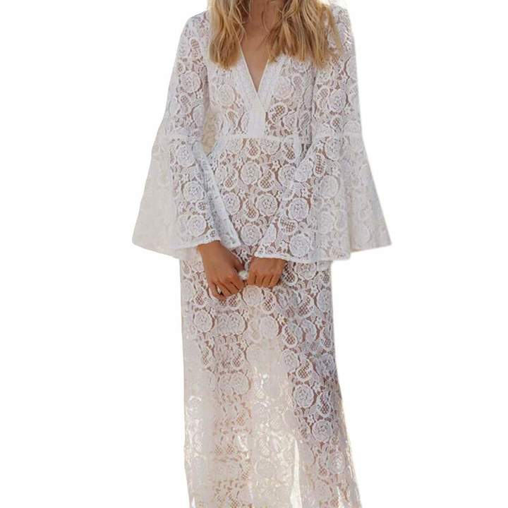 f26e6c3b08 Crochet And Lace Cover Up - ShopStyle Canada