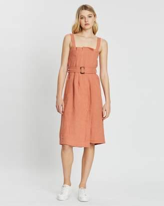 Wish Elements Midi Dress