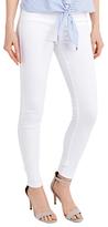 Oasis Lily Stiletto Skinny Jeans, White