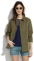 Chimala Canvas Coverall Jacket