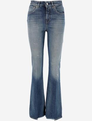 Golden Goose Delave Denim Blue Women's Jeans