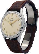 One Kings Lane Vintage 1950s Omega Watch, Ref. 2792-6-SC