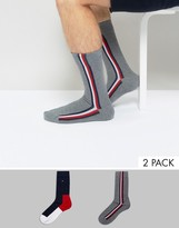 Tommy Hilfiger Iconic Socks In 2 Pack