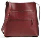 Vince Zip Line Leather Bag