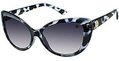 Nicole Miller nicole by Chintz Cat-Eye Sunglasses