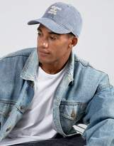 Mitchell & Ness Slouch Adjustable Baseball Cap In Blast Wash