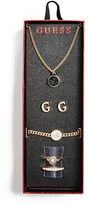 GUESS Women's Gold-Tone Jewelry Gift Set