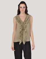 Philosophy di Alberta Ferretti Sleeveless shirts