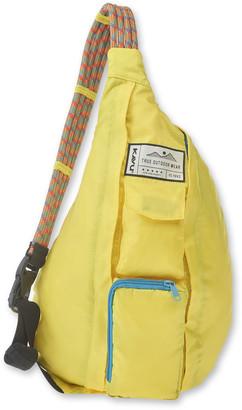 Kavu Women's Backpacks Banana - Banana Split Rope Pack Sling Backpack