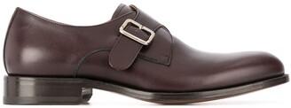 Scarosso Jack single strap monk shoes