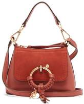 See by Chloe Joan Mini Leather Cross-body Bag - Womens - Red