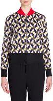 Marni Printed Jacquard Jacket