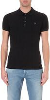 Diesel T-yahei stretch-cotton polo shirt