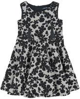 Miss Blumarine Jacquard dress