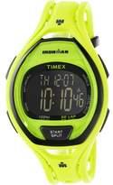 Timex Ironman TW5M01700 Yellow Resin Japanese Quartz Diving Watch