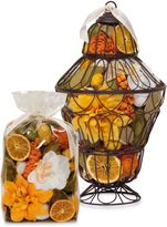Bed Bath & Beyond Island Passion Romantic Birdcage Potpourri in Yellow